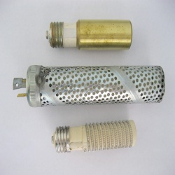 Cabinet Heaters Screw base/RG1